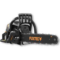 Petrol FUXTEC chainsaw - 54cc - 2.3kW - The FX-KS255 Black Edition