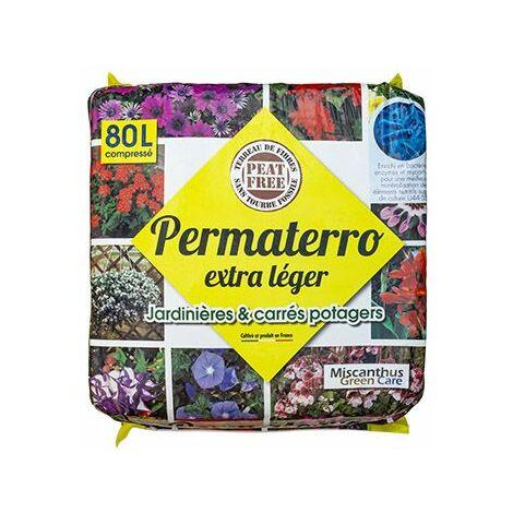 PERMATERRO - Terreau de permaculture - 80 litres