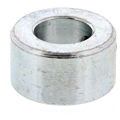 RS PRO Stahl Wellen-Klemmring Einteilig, mit Schraube, Wellen-Ø 12mm x 12mm