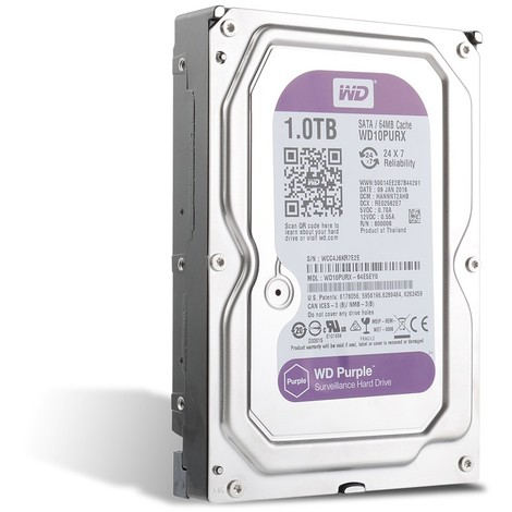 HARD DRIVE DISK For Surveillance System - 1TB