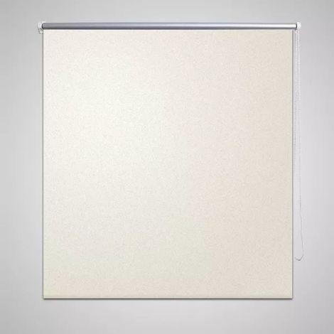 Estor Persiana Enrollable 80 x 230cm De Coclor Crema
