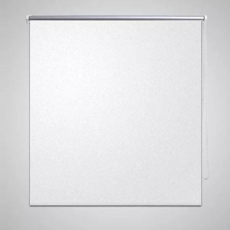 Estor Persiana Enrollable 80 x 230 cm Blanco