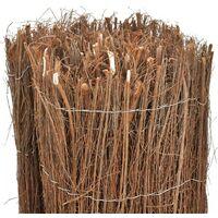Valla de brezo, 400 x 150 cm