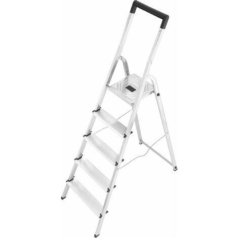 Hailo L40 EasyClix - Escalera aluminio Nº Escalones - 7 escalones