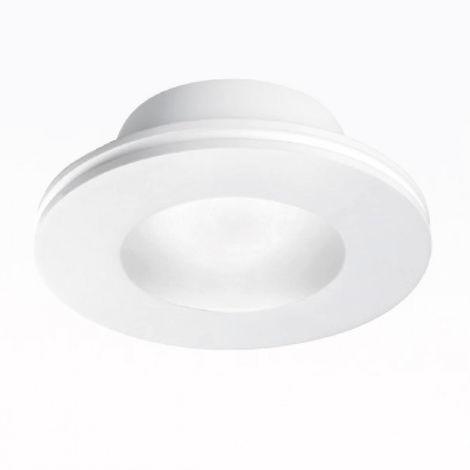 Spot encastrable verre plâtre gea led gfa595 spot led disparition plaque de plâtre moderne optique interne fixe gu10
