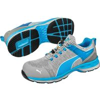 Xcite - Baskets de sécurité - Hommes (49 FR) (Gris / bleu)