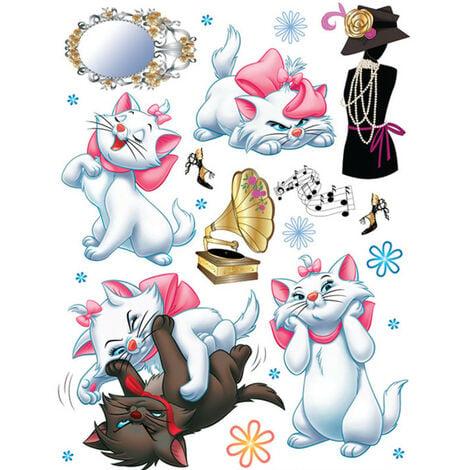 Stickers géant Les Aristochats Disney