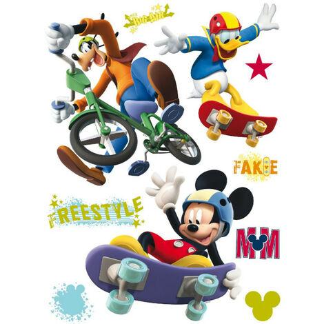 Stickers géant Mickey Freestyle Disney