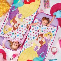 Lit gonflable avec duvet Princesses Disney