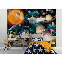 Papier peint mural Walltastic aventure spatiale 305X244 CM