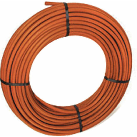 tubo PER NU BAO 16 X 1,5 rouge 240 m, COMAP, ref. B613001044