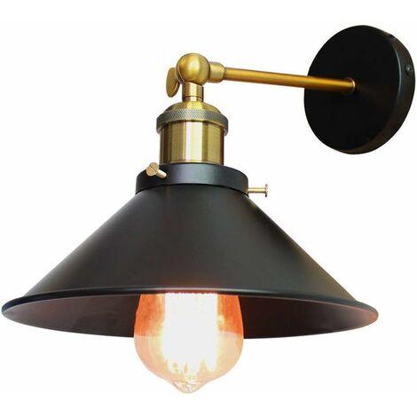 /Ö l Gerieben Bronze GLADFRESIT 1-ORB Wandleuchte Vintage Verstellbar Metall Wandlampe Antik Wandlampe Rustikal f/ü r Landhaus Schlafzimmer Wohnzimmer Esstisch