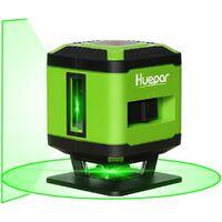 Niveau de tuile laser carré Huepar FL360G