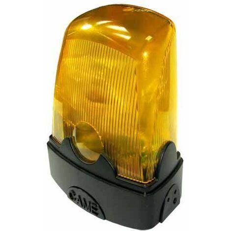 Luz intermitente de led 230V en ABS para exterieur CAME KLED