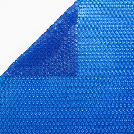 Cobertor Térmico sin refuerzo 600 micras ECO para piscina de 5,5 x 3 metros