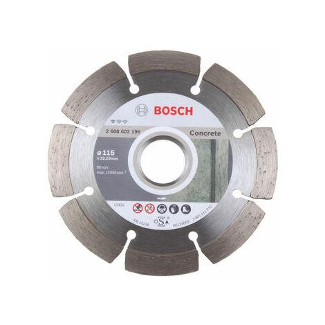 Disco de diamante 115mm Bosch Standard for Concrete