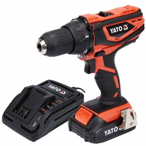 Taladro atornillador Yato YT-82780