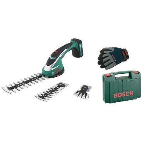 Set de tijeras cortacésped y cortasetos Bosch ASB 10,8 LI Set