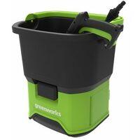 Limpiadora a presión Greenworks PRO GDC60