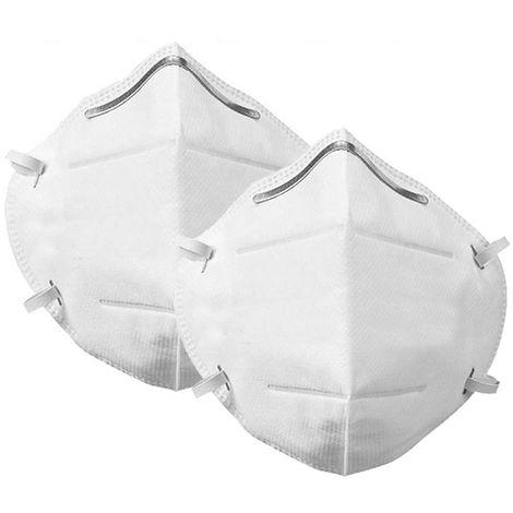 Máscara desechable N95 MASK KN95 máscaras cara boca filt anti polvo 3Ply Protector Sasicare