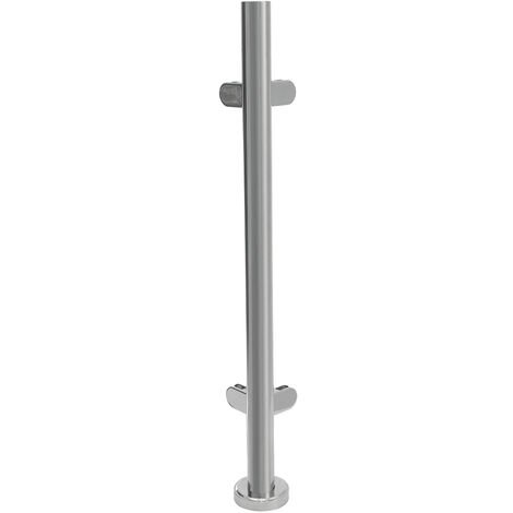 Stainless Steel Staircase Handrail Project Post Stair Baluster Post 90cm Side post