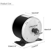 24V 350W Permanent Magnet Motor Generator Wind Turbine Micro Motor DIY