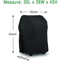 BBQ Grill Cover For Spirit 210 For Weber 7105 Spirit 210 Series Gas Grils Waterproof