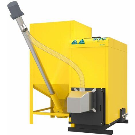 Eco-chauffage à haute efficacité vaste chaudière solide Pereko KSP culot 20kw