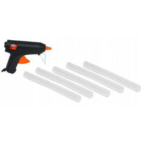 Pistolet à colle chaude 20w 7-8mm sans colle