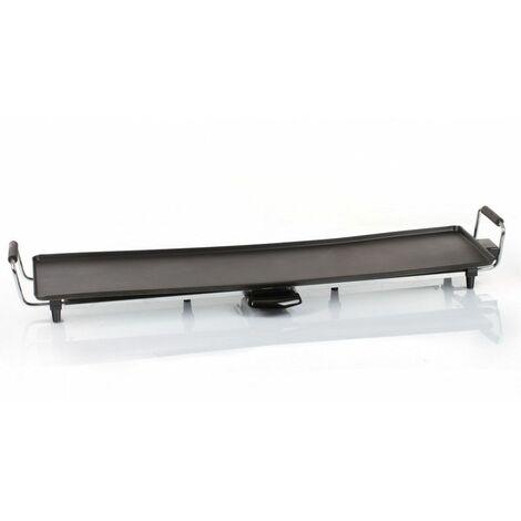 Plancha électrique extra longue - 90 cm - Cuisine conviviale - Livraison gratuite