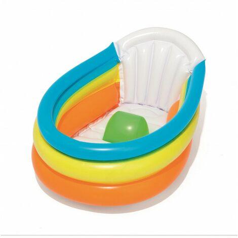 Baignoire gonflable pour bébé - Up In & Over - L 76 cm x l 48 cm x H 33 cm - Livraison gratuite