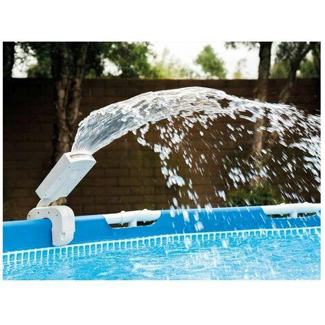 Fontaine pour piscine - LED Multicolore - Intex - Livraison gratuite