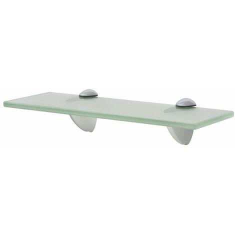 Floating Shelf Glass 30x20 cm 8 mm