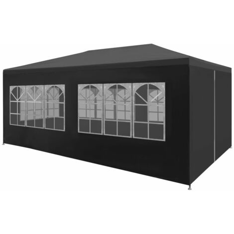 Party Tent 3x6 m Anthracite
