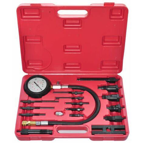 17 Piece Diesel Engine Compression Tester Kit