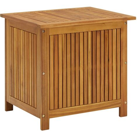 Garden Storage Box 60x50x106 cm Solid Acacia Wood