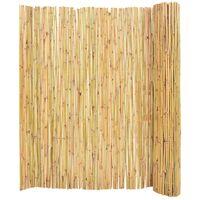 Bamboo Fence 250x170 cm