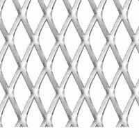 Garden Wire Fence Stainless Steel 100x85 cm 20x10x2 mm