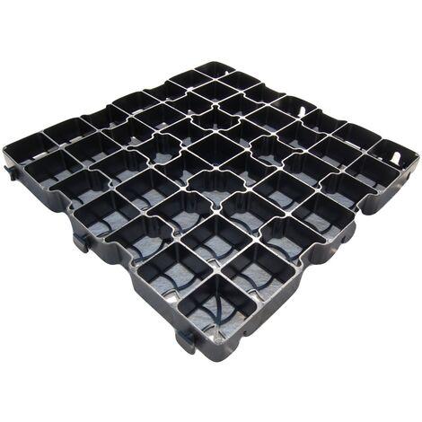 EcoBase Fastfit Shed Base Kit for 16x10ft garden buildings - 70 grids