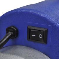 Topdeal VDTD38853_FR Pompe d'aspiration à un étage et manomètres à 4 voies