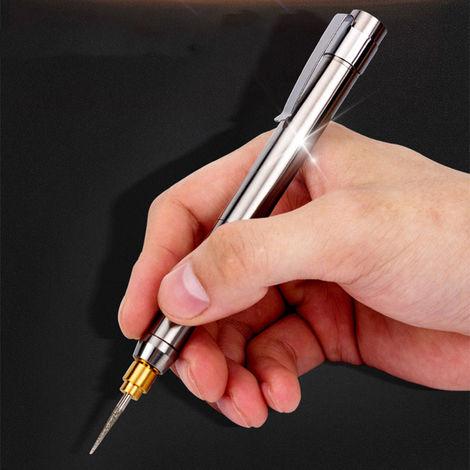 60W bricolage stylo de gravure électrique nail graveur stylo graveur de broyeur Set de stylos de gravure