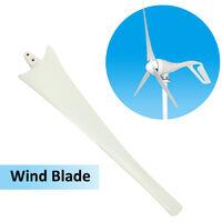 Accessoires de moulin à vent de générateur d'éolienne de lames de fibre 550mm