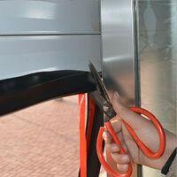 3m porte de garage bas coupe-froid bande de joint en caoutchouc joint de porte de remplacement