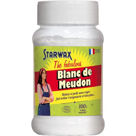 Nettoyer du laiton avec du blanc de Meudon