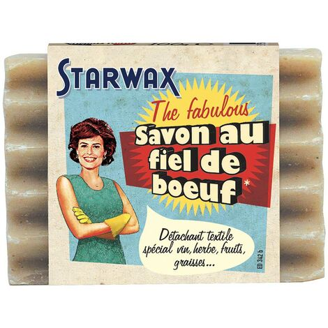 Savon au fiel de boeuf 100g STARWAX FABULOUS