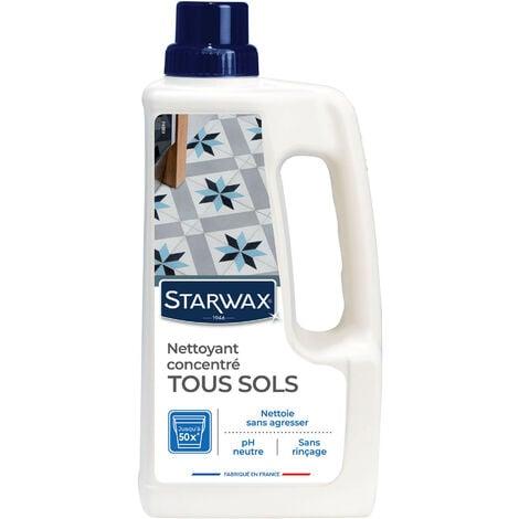 Nettoyant doux pour sols intérieurs 1L STARWAX