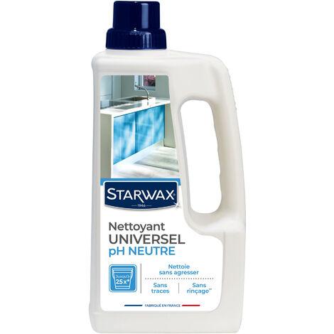 Nettoyant universel multi-usages pH neutre 1L  STARWAX