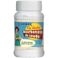 Bicarbonate de soude 500g STARWAX FABULOUS