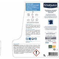 Nettoyant spécial vitres et miroirs 1L STARWAX