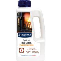 Nettoyant express inserts pour poêle et cheminée 1L  STARWAX